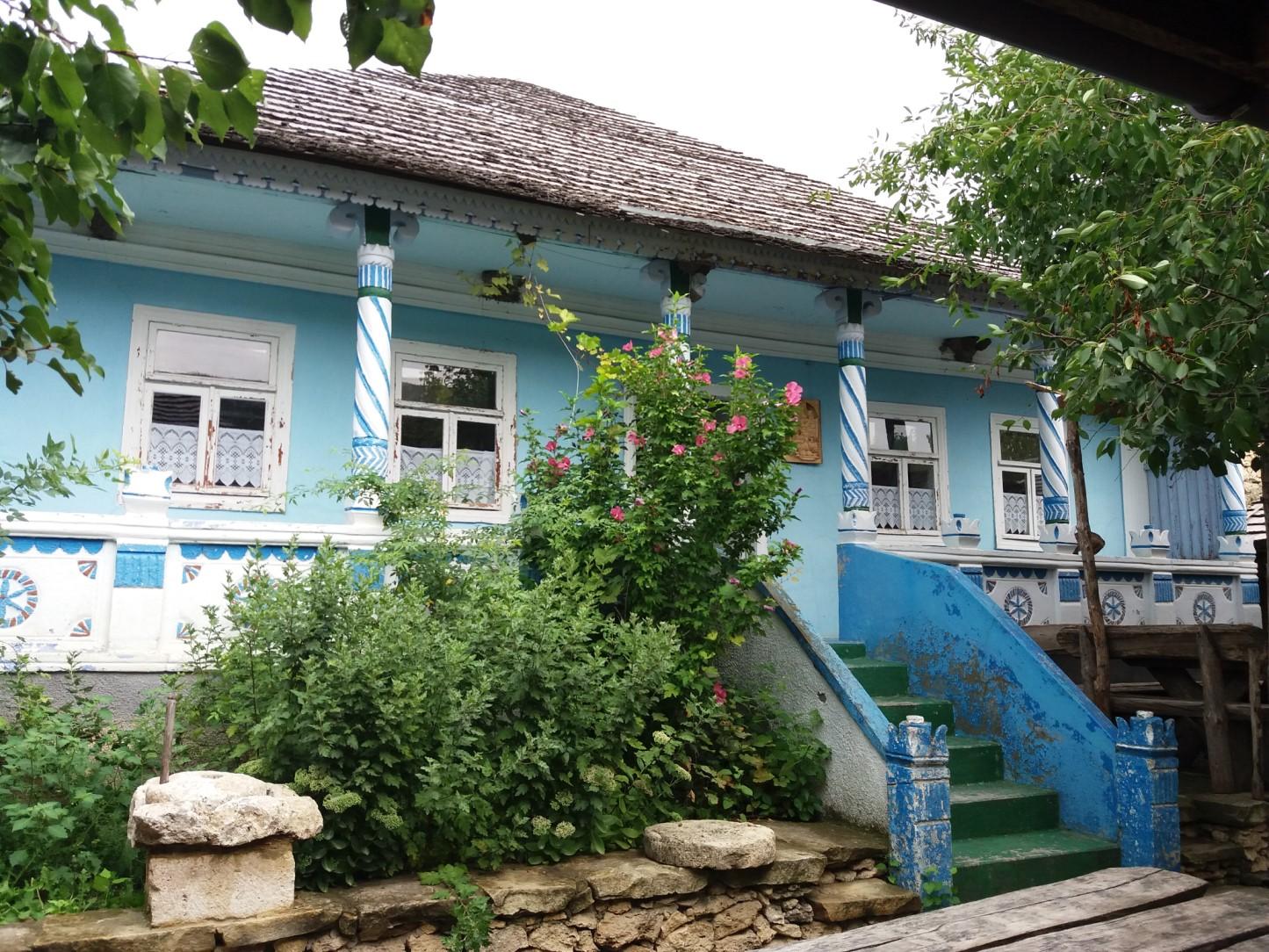 Orheiul Vechi_Butuceni_traditional house