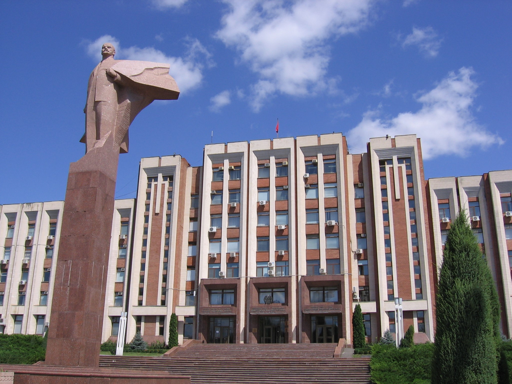 Tiraspol_ The Soviet Supreme (Parliament)