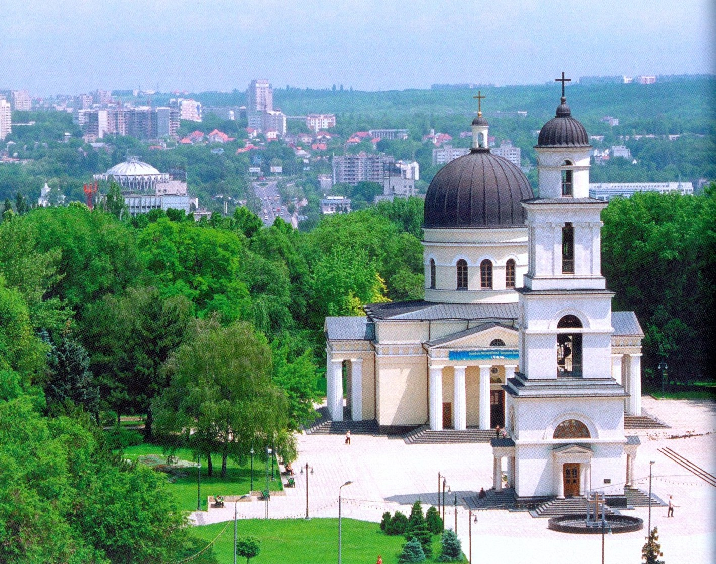 Chisinau Cathedral Park